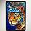 Thumbnail: Aztec Jaguar Warrior - Magnet Large