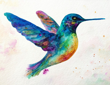 Spirit of the Hummingbird