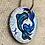 Thumbnail: Pisces Zodiac - Ornament Hanger
