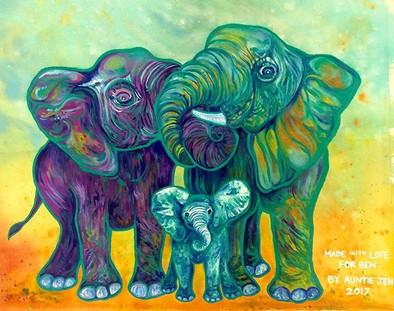 Elephant Family for Ben