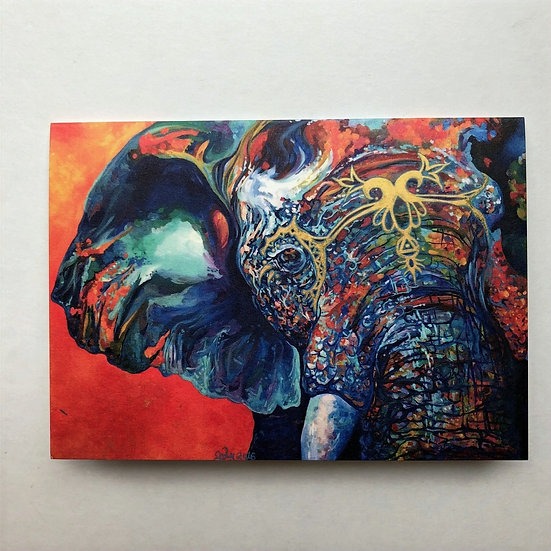Oliphant - Greeting Card