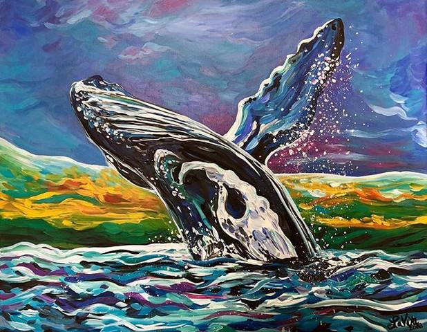 Freedom Whale