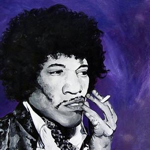 Jimi's Purple Haze