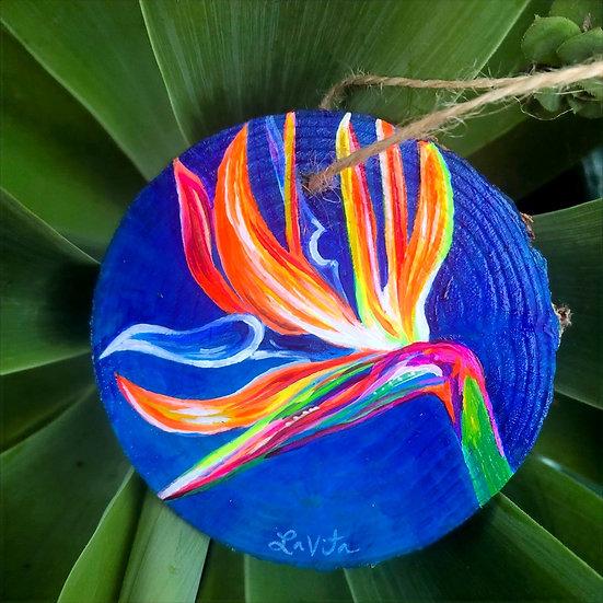 Bird of Paradise - Ornament Hanger