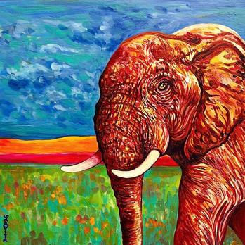 Elephant Cruisin'