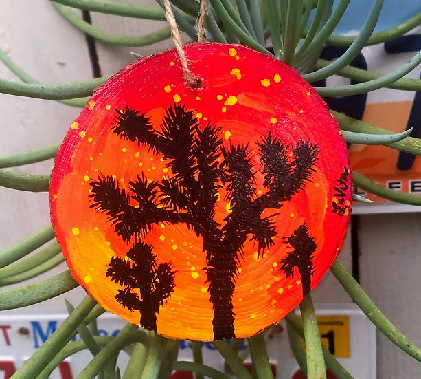 J Tree Trio - Ornament Hanger