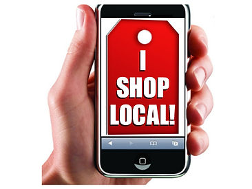 Shop Local Mobile Marketing Promotions