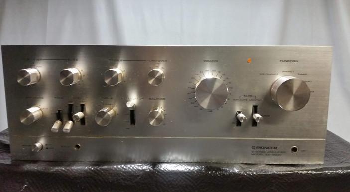 Pioneer Stereo Amp