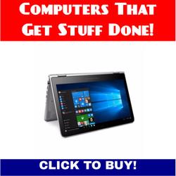 HP Pavilion 13.3-Inch PC