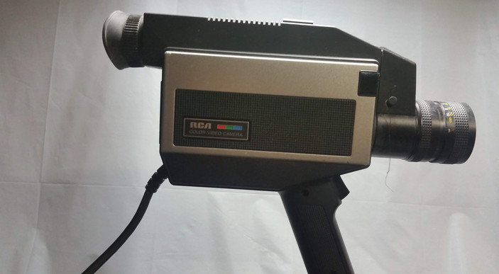 RCA Video Camera
