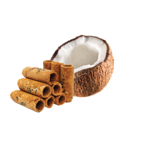 Crispy Coconut Rolls (Original Flavor)