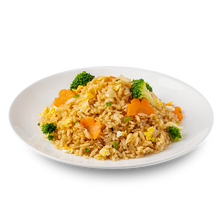 Oyster Sauce Fried Rice