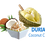 Thumbnail: Baked Coconut Chips (Durian Flavor)