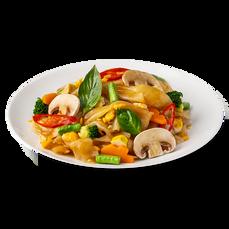 Chilli Basil Noodle (Vegetarian)