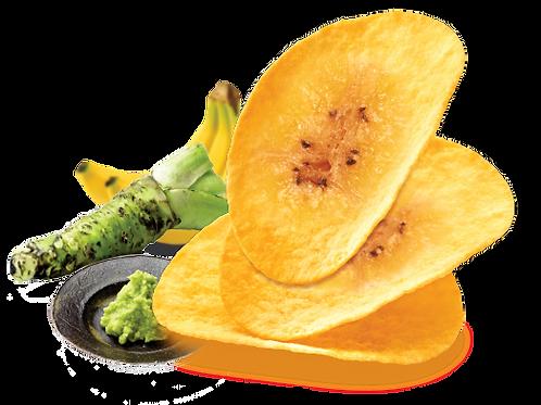 Banana Chips (Wasabi Flavor)