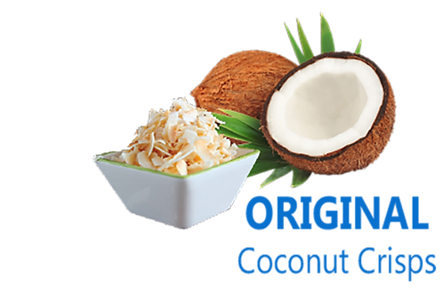 Baked Coconut Chips (Original Flavor)
