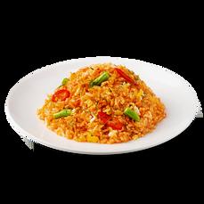 Pad Prik Khing Fried Rice