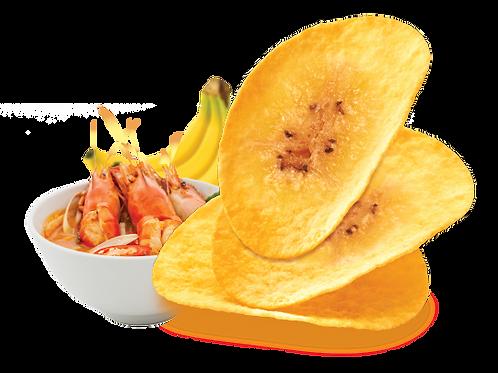 Banana Chips (Tomyum Flavor)