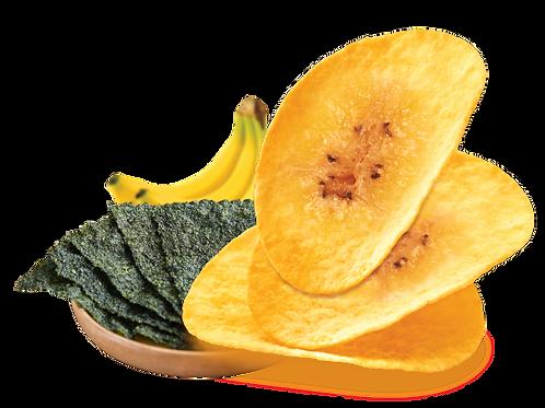 Banana Chips (Nori Seaweed Flavor)