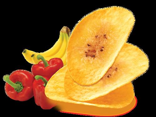 Banana Chips (Paprika Flavor)
