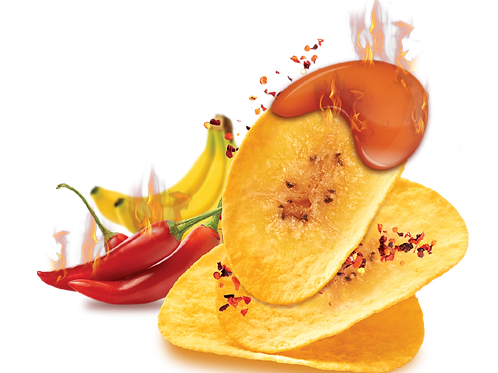 Banana Chips (Sriracha Flavor)