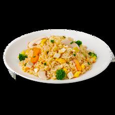 Thai Fried Rice (Vegetarian)