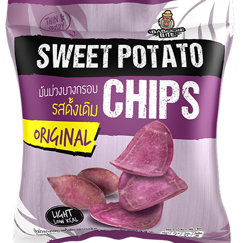 Sweet Purple Potato Chips (Original Flavor)