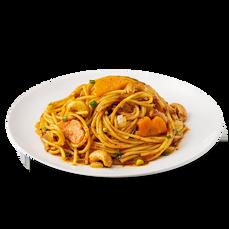 Cashew Nut Spaghetti