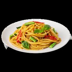 Chilli Basil Spaghetti