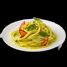 Green Curry Spaghetti