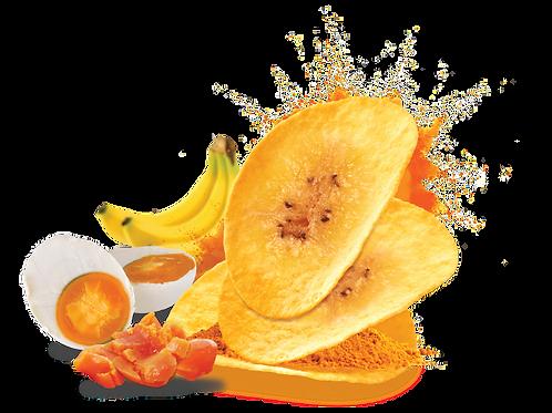 Banana Chips (Salted Egg Flavor)