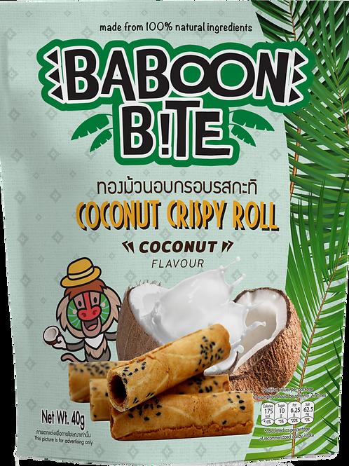 Coconut Crispy Rolls (Original Flavour)