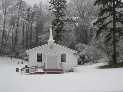 This is the Church where I ask Jesus to be Lord of my life
