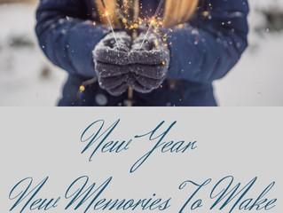 New Year New Memories to Make