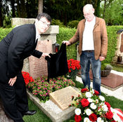 GR Michael Wanner, Josef Enzendorfer