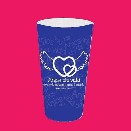 Copo Anjos da Vida 300 ml