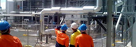 Thermography of Power Station
