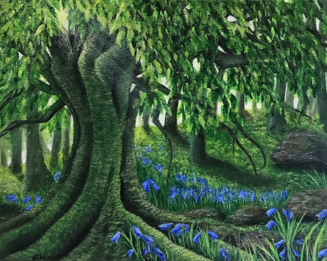 Whispering Bluebells
