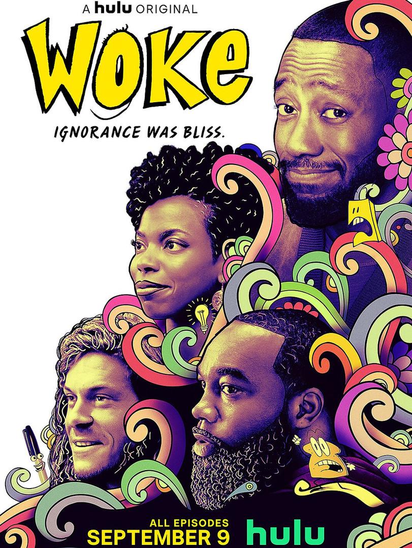 WOKE (Hulu Original)