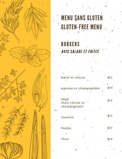 gluten free montreal restaurants