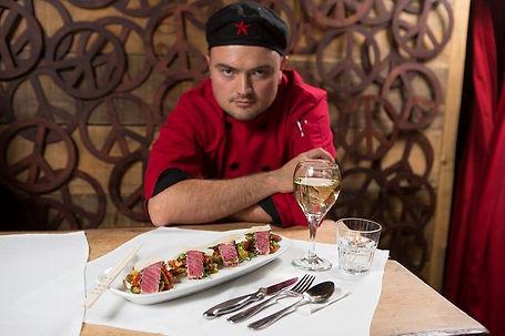 Chef Serghei Cuisine italienne, cuisine gastronomique, cuisine santé, anciennes recettes italiennes