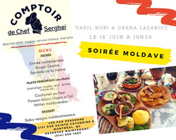 Soirée Moldave avec Vadil Nuri & Oxa