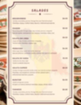 Avec son savoureux menu table d'hôte Restaurant italien Comptoir de chef Serghei vous propose des services personnalisés pour vos évènements