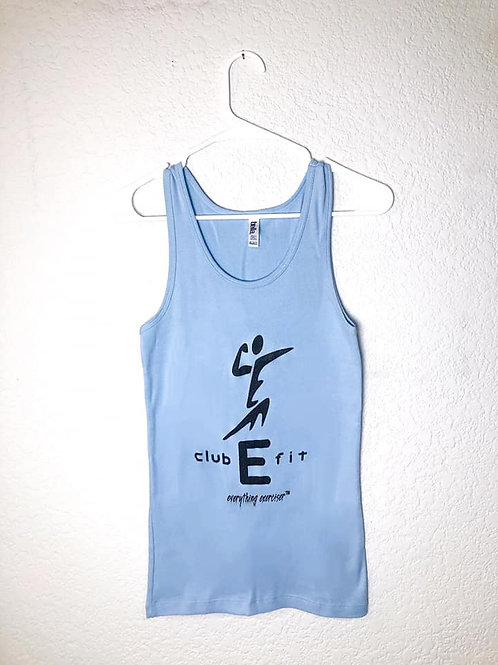 Blue Club E Fit Tank Top