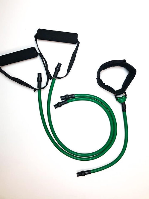 Green Tubing Replacement Set