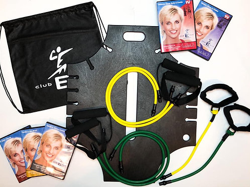 Club E Fit Deluxe Package