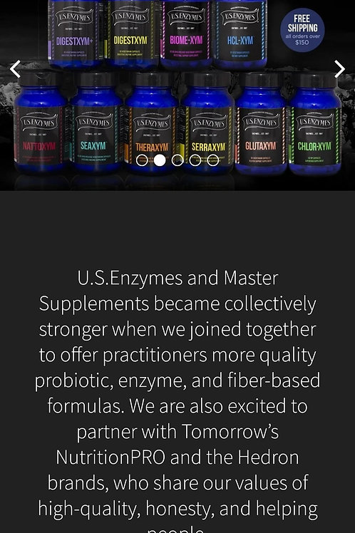 U.S. Enzymes Products