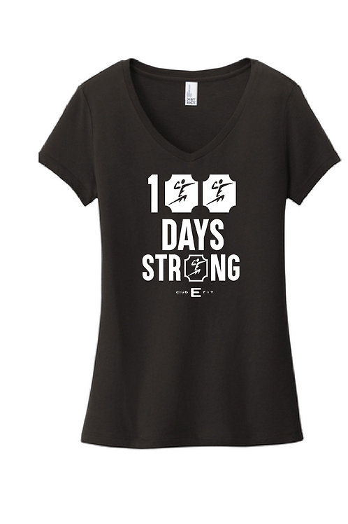 Earned 100 Day Strong