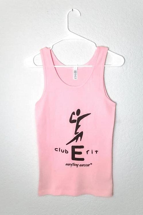 Pink Club E Fit Tank