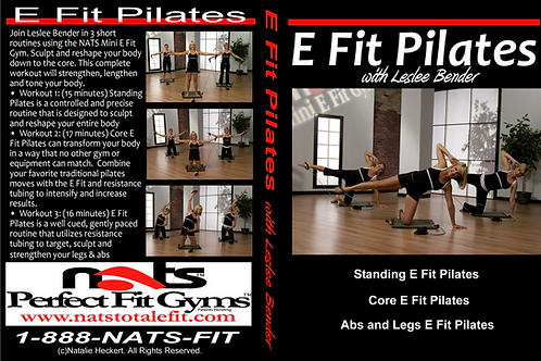 E Fit Pilates with Leslee Bender